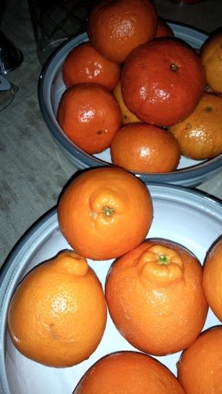 Clean Tangerines