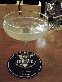 Gibson at The Vig