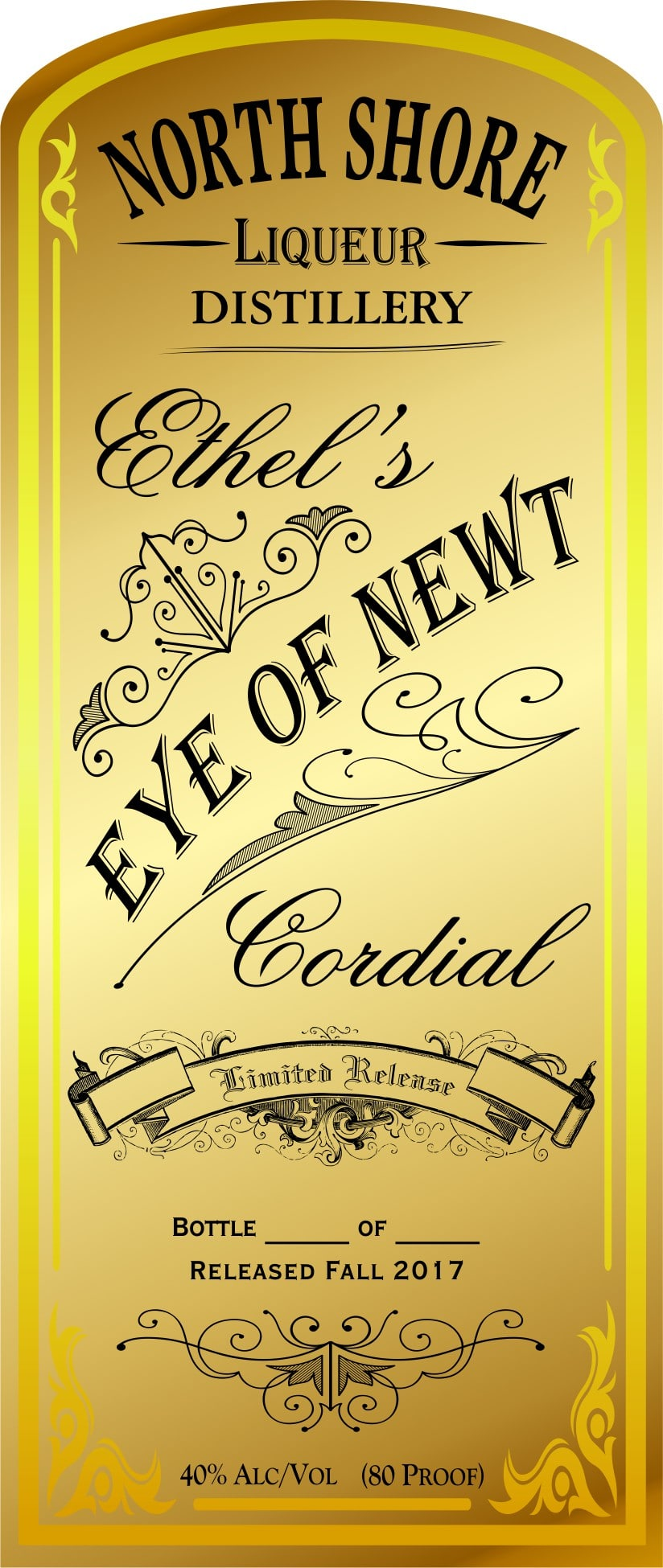 Ethel's Eye of Newt Cordial