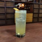SPICED ORANGE COLLINS