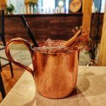 WINTER SPICE MULE