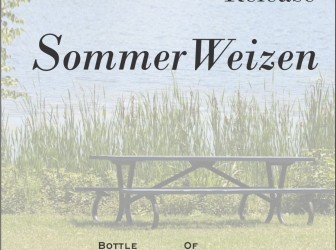 SommerWeizen – Our 2014 Limited Release!