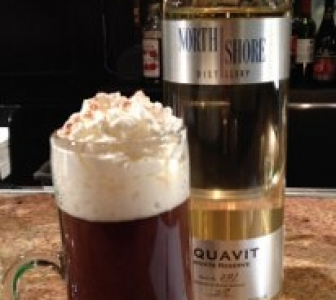 Aquavit Spiced Coffee