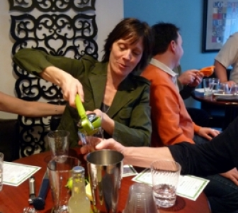 Hands on Cocktail Class – May 17 @ the Distillery