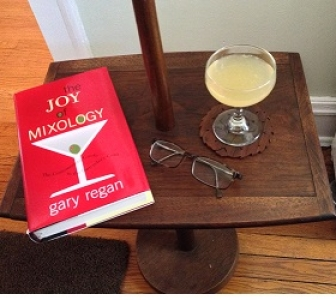 Let's Talk about it in the Library, Vol. II – another fave cocktail book!