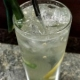 Spicy Tom Collins