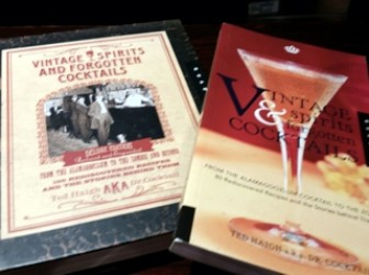 Let's Talk about it in the Library… i.e. our favorite cocktail books!