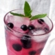 Blueberry Basil Smash