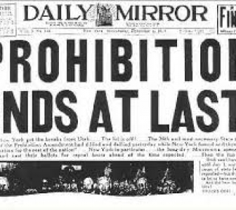 Repeal Day Celebration – Friday, December 5